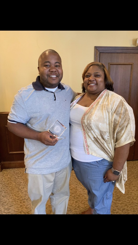 Kendrell and Tootie Drake photo